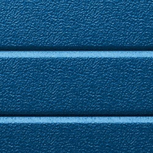 Niebieski, niskie przetłoczenie