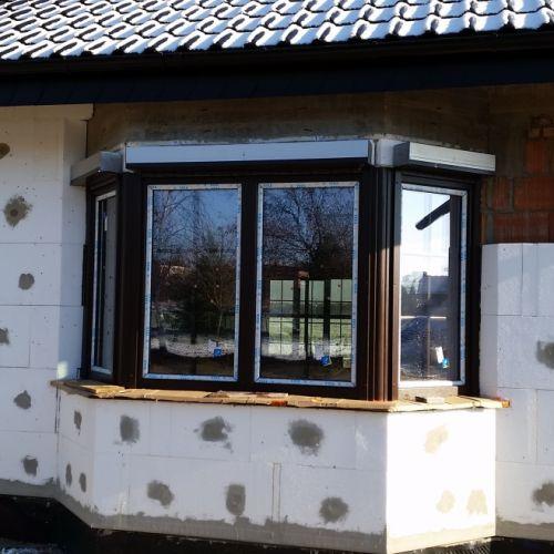 okna boczne